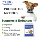 Probiotics for Dogs with Digestive Enzymes